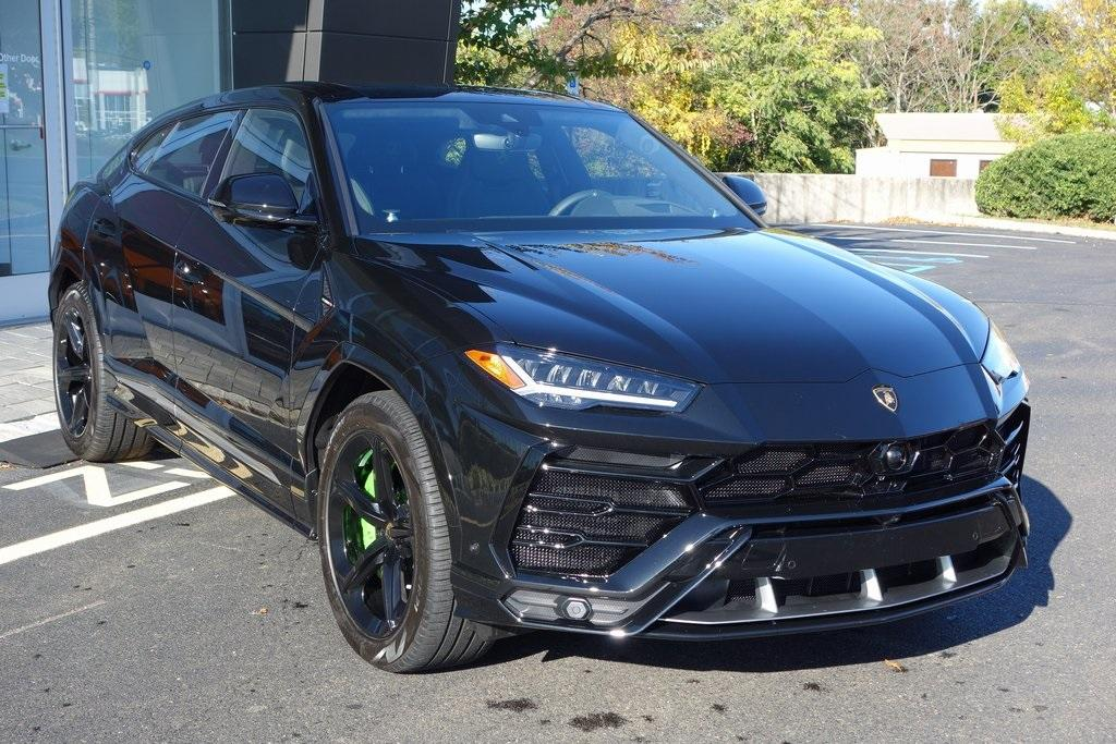 Used 2020 Lamborghini Urus for sale Sold at McLaren North Jersey in Ramsey NJ 07446 1