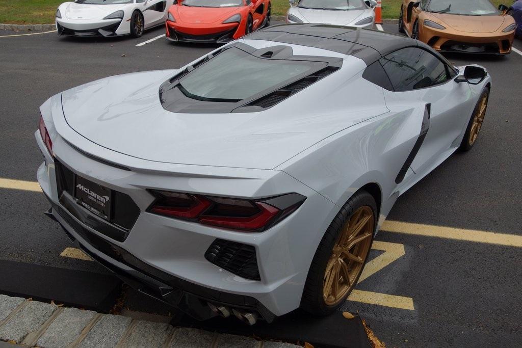 Used 2020 Chevrolet Corvette Stingray for sale $105,900 at McLaren North Jersey in Ramsey NJ 07446 7