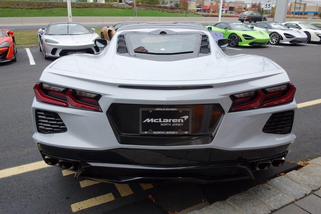Used 2020 Chevrolet Corvette Stingray for sale $105,900 at McLaren North Jersey in Ramsey NJ 07446 8