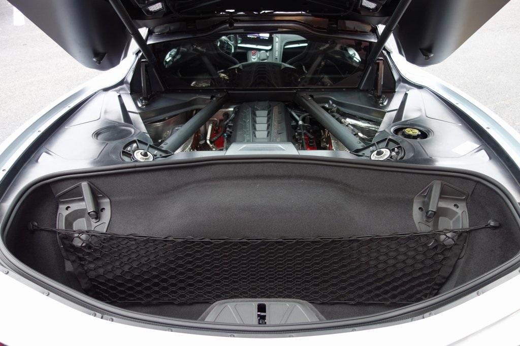 Used 2020 Chevrolet Corvette Stingray for sale $105,900 at McLaren North Jersey in Ramsey NJ 07446 9