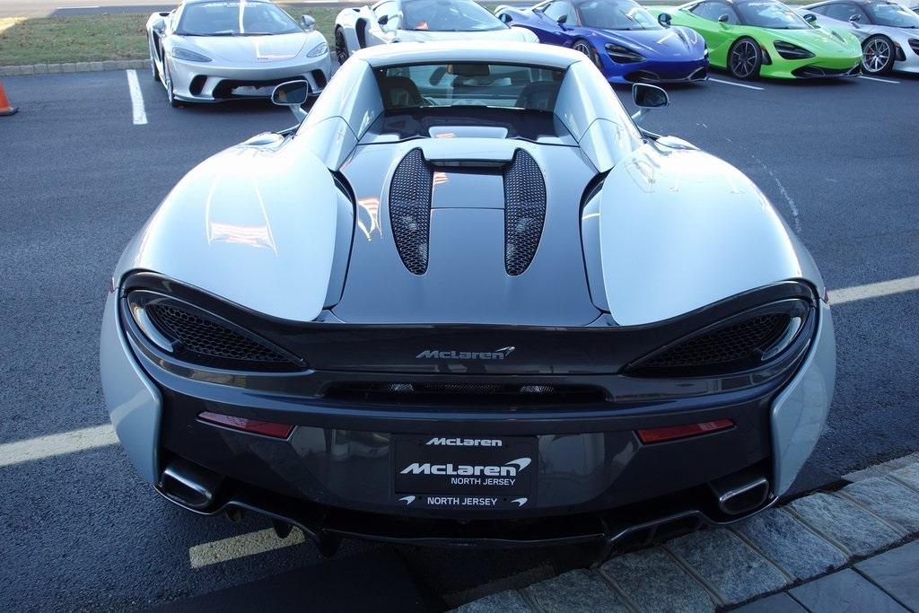 Used 2019 McLaren 570S for sale Sold at McLaren North Jersey in Ramsey NJ 07446 10