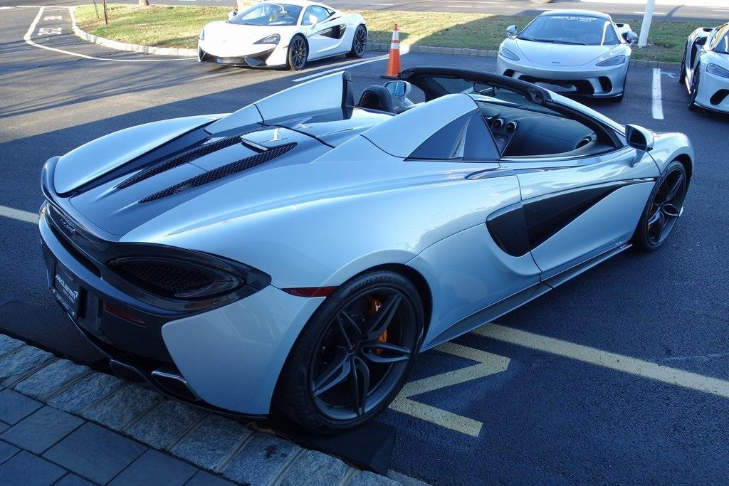 Used 2019 McLaren 570S for sale Sold at McLaren North Jersey in Ramsey NJ 07446 7