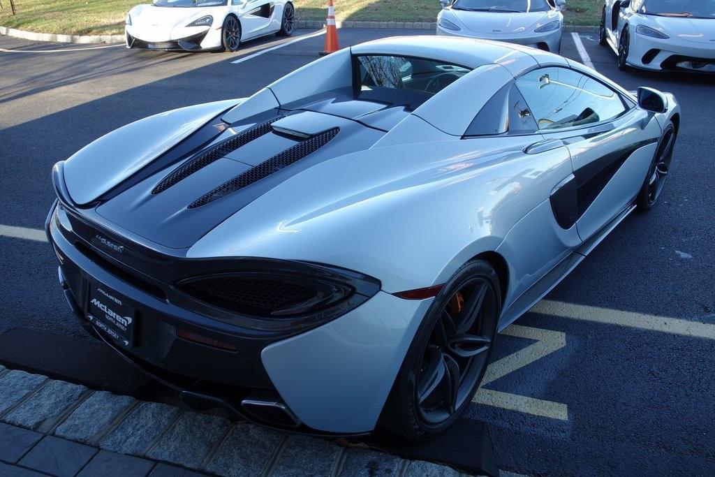 Used 2019 McLaren 570S for sale Sold at McLaren North Jersey in Ramsey NJ 07446 8