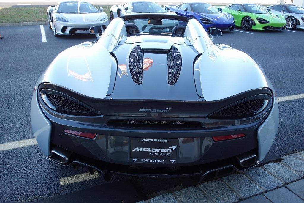 Used 2019 McLaren 570S for sale Sold at McLaren North Jersey in Ramsey NJ 07446 9