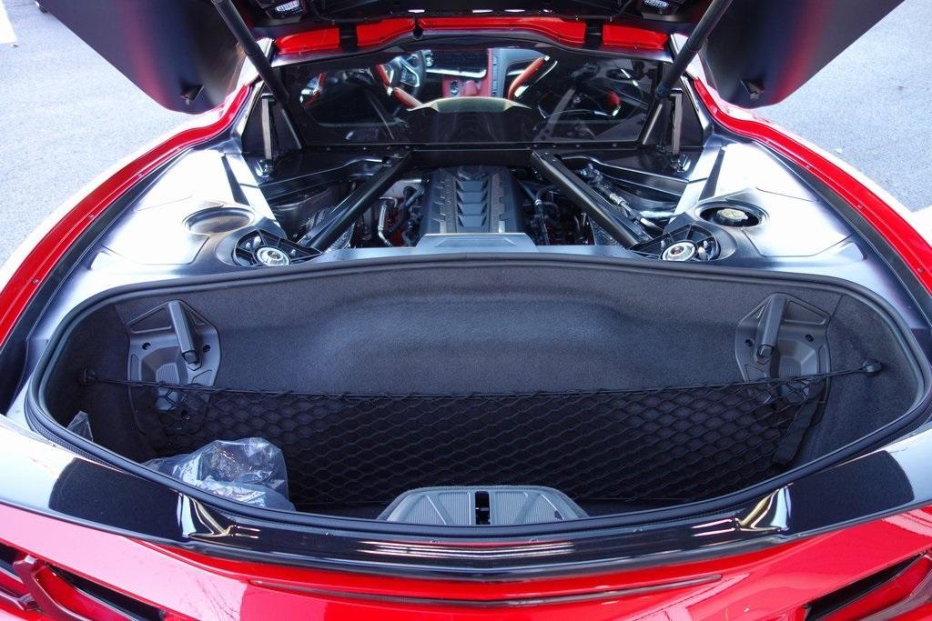 Used 2020 Chevrolet Corvette Stingray for sale $99,900 at McLaren North Jersey in Ramsey NJ 07446 10