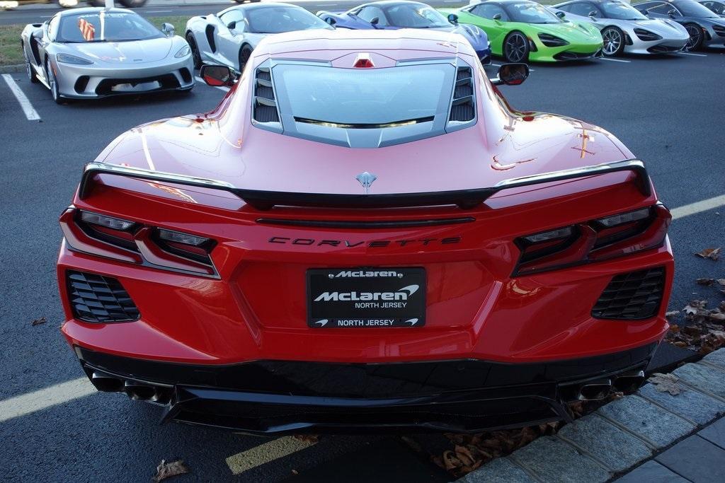 Used 2020 Chevrolet Corvette Stingray for sale $99,900 at McLaren North Jersey in Ramsey NJ 07446 8