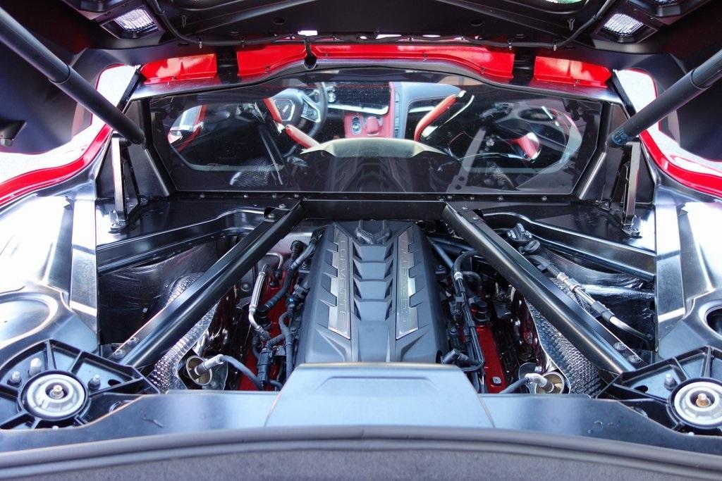 Used 2020 Chevrolet Corvette Stingray for sale $99,900 at McLaren North Jersey in Ramsey NJ 07446 9