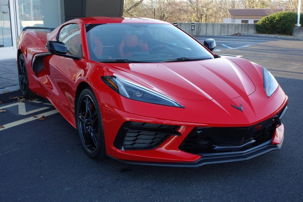 Used 2020 Chevrolet Corvette Stingray for sale $99,900 at McLaren North Jersey in Ramsey NJ 07446 1