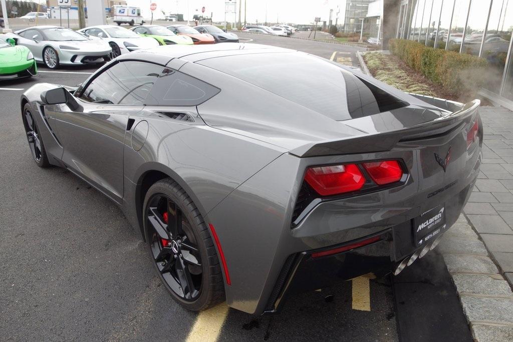 Used 2015 Chevrolet Corvette Stingray Z51 for sale Sold at McLaren North Jersey in Ramsey NJ 07446 10