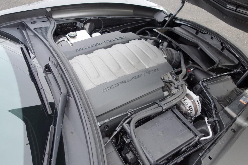 Used 2015 Chevrolet Corvette Stingray Z51 for sale Sold at McLaren North Jersey in Ramsey NJ 07446 3
