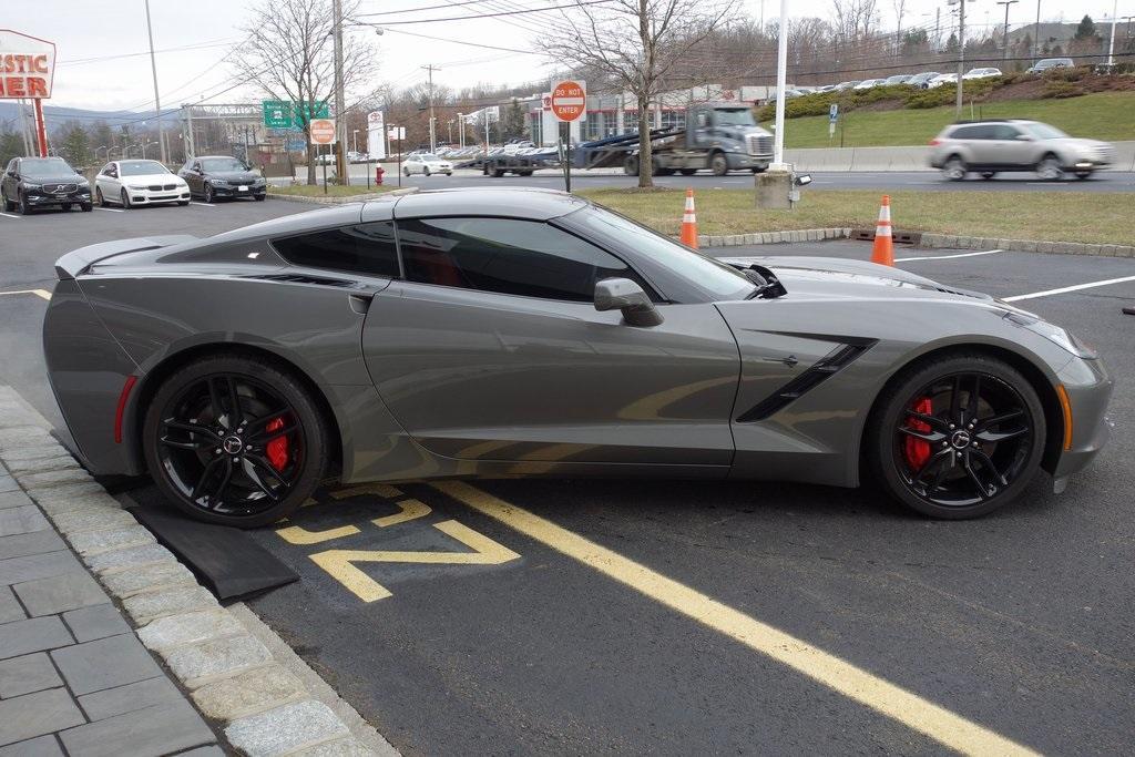 Used 2015 Chevrolet Corvette Stingray Z51 for sale Sold at McLaren North Jersey in Ramsey NJ 07446 4