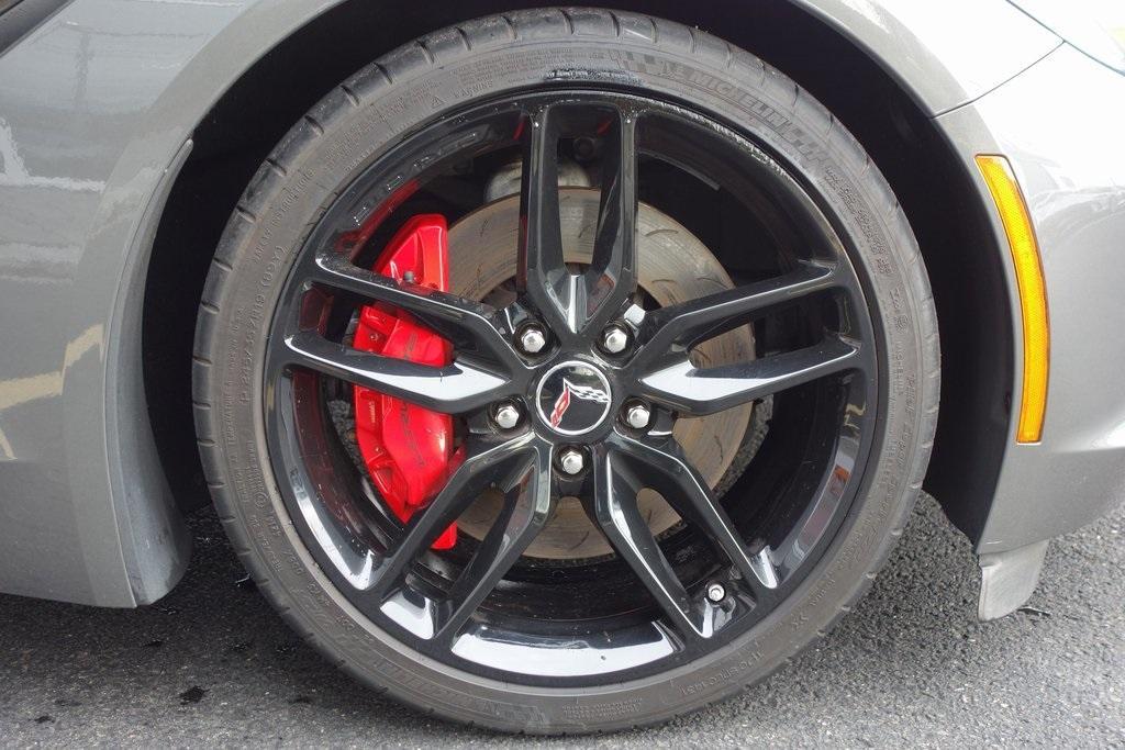 Used 2015 Chevrolet Corvette Stingray Z51 for sale Sold at McLaren North Jersey in Ramsey NJ 07446 6