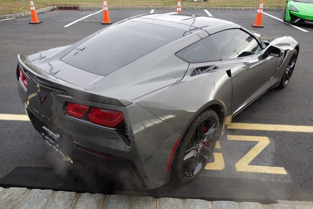 Used 2015 Chevrolet Corvette Stingray Z51 for sale Sold at McLaren North Jersey in Ramsey NJ 07446 7