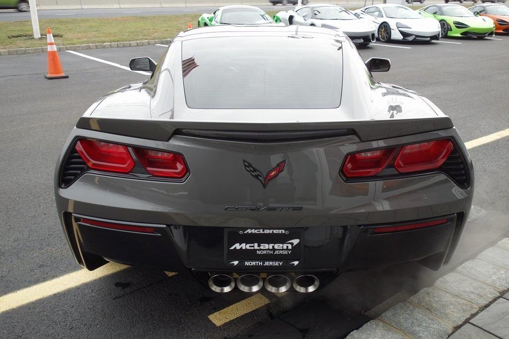 Used 2015 Chevrolet Corvette Stingray Z51 for sale Sold at McLaren North Jersey in Ramsey NJ 07446 8