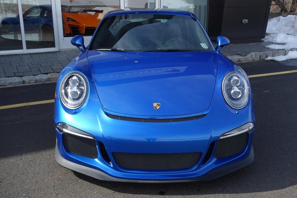 Used 2016 Porsche 911 GT3 for sale $130,000 at McLaren North Jersey in Ramsey NJ 07446 2