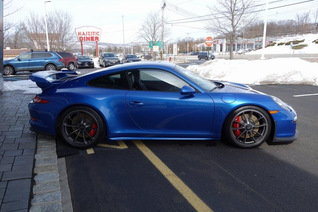 Used 2016 Porsche 911 GT3 for sale $130,000 at McLaren North Jersey in Ramsey NJ 07446 4