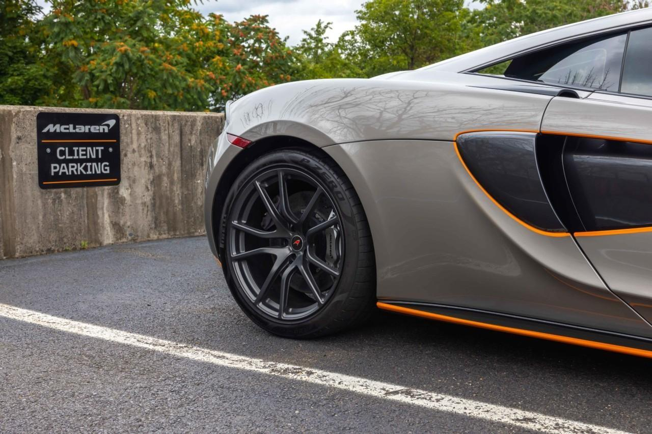 Used 2018 McLaren 570S Coupe for sale $175,000 at McLaren North Jersey in Ramsey NJ 07446 10