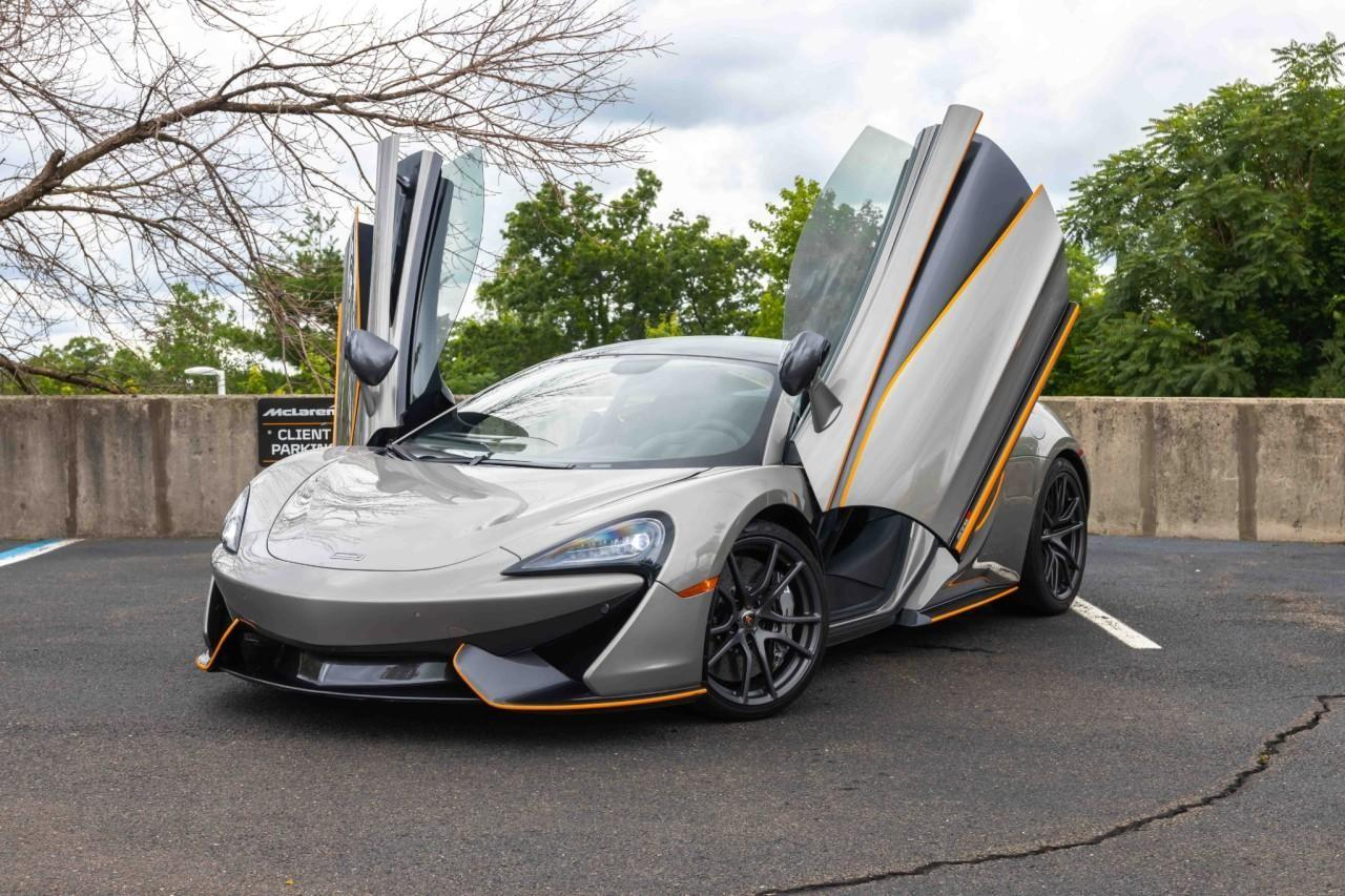 Used 2018 McLaren 570S Coupe for sale $170,000 at McLaren North Jersey in Ramsey NJ 07446 2