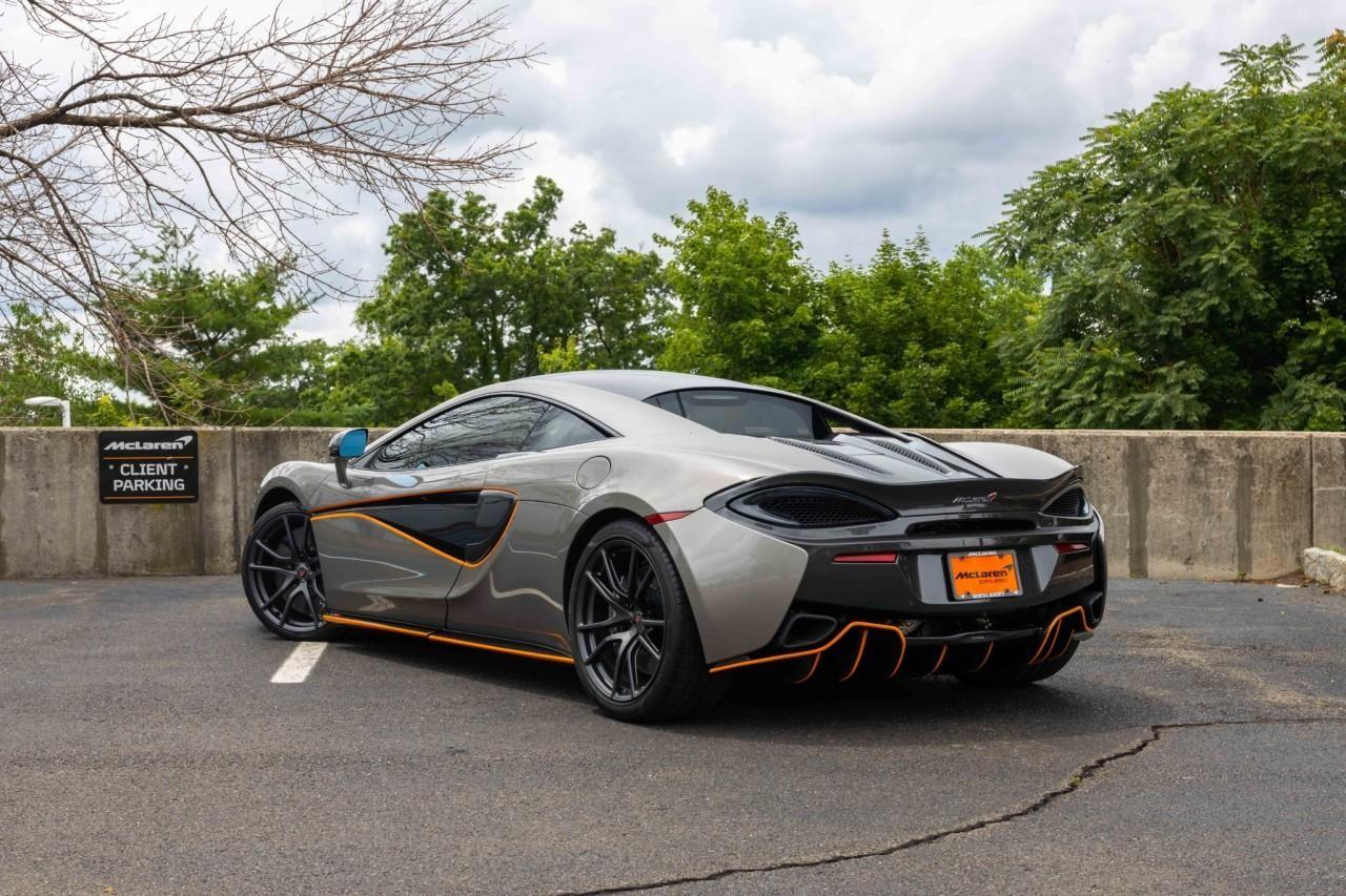Used 2018 McLaren 570S Coupe for sale $175,000 at McLaren North Jersey in Ramsey NJ 07446 4