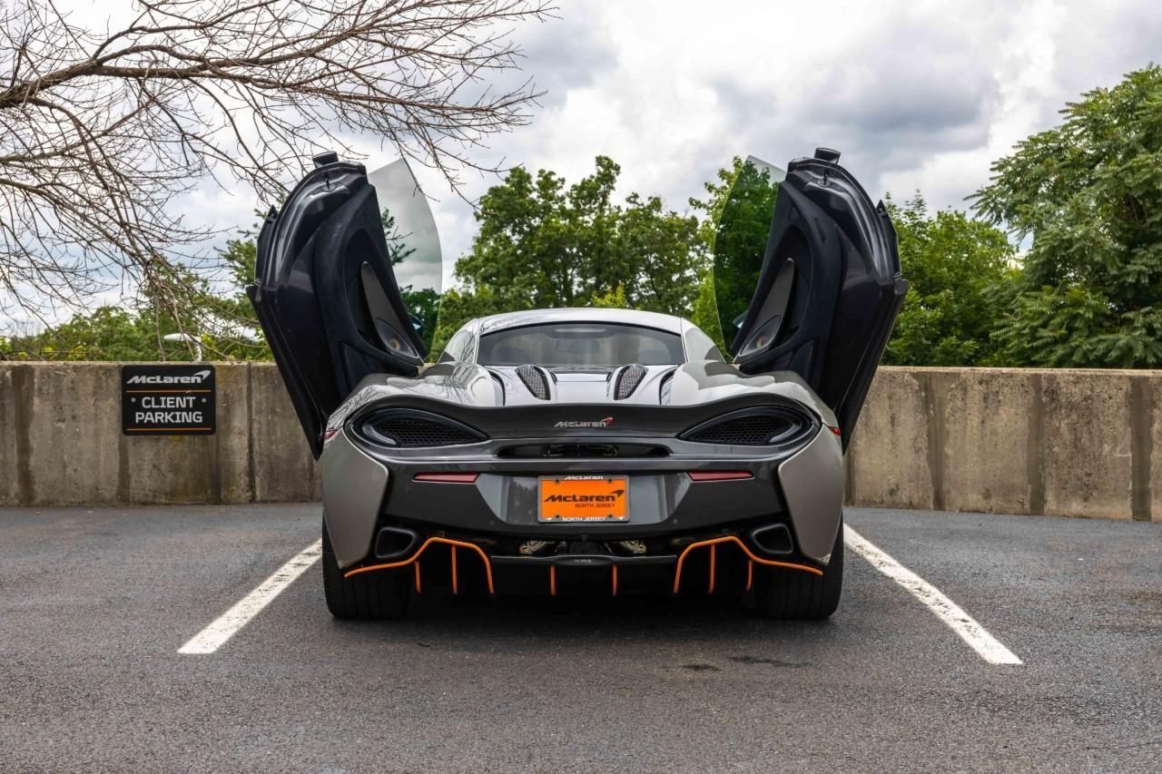 Used 2018 McLaren 570S Coupe for sale $170,000 at McLaren North Jersey in Ramsey NJ 07446 5