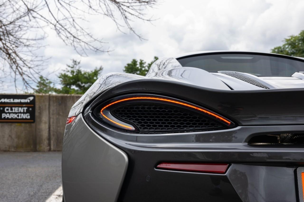 Used 2018 McLaren 570S Coupe for sale $175,000 at McLaren North Jersey in Ramsey NJ 07446 6