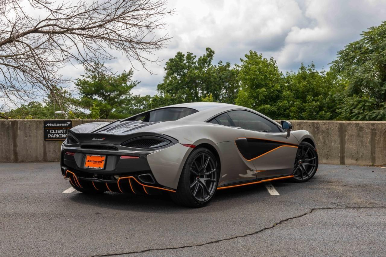 Used 2018 McLaren 570S Coupe for sale $175,000 at McLaren North Jersey in Ramsey NJ 07446 7