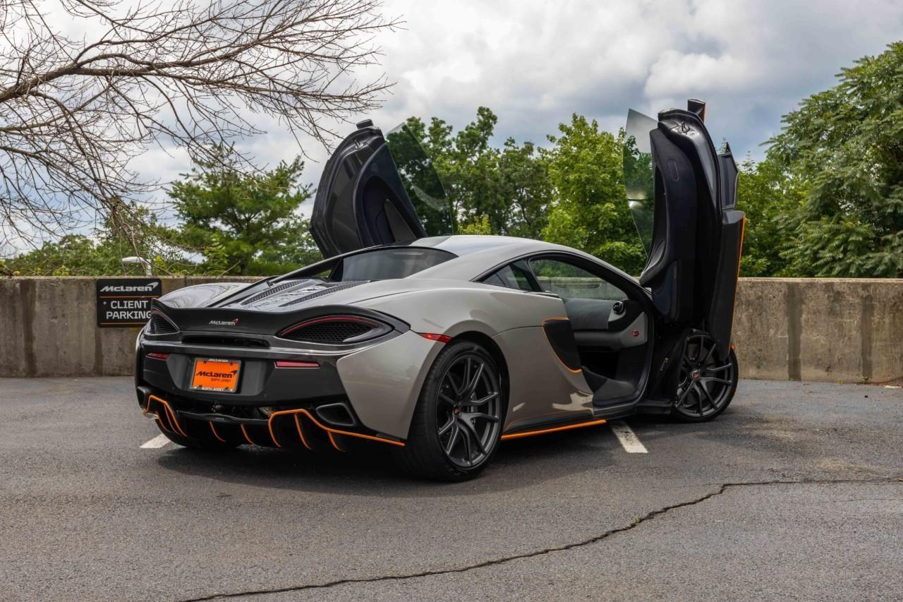Used 2018 McLaren 570S Coupe for sale $170,000 at McLaren North Jersey in Ramsey NJ 07446 8