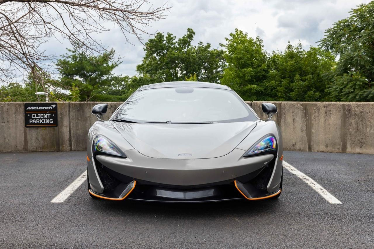 Used 2018 McLaren 570S Coupe for sale $175,000 at McLaren North Jersey in Ramsey NJ 07446 9