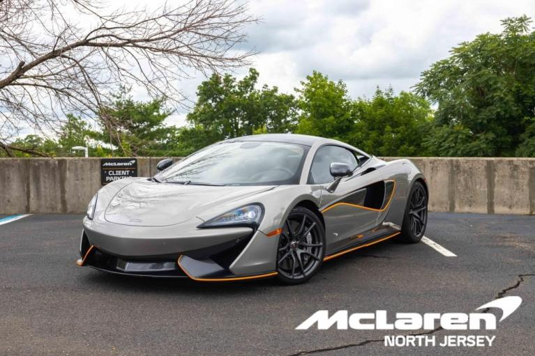 Used 2018 McLaren 570S Coupe for sale $170,000 at McLaren North Jersey in Ramsey NJ