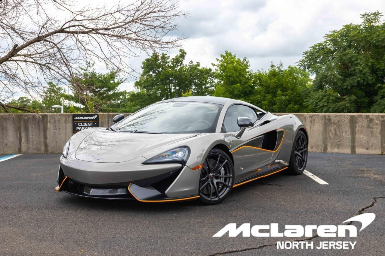 Used 2018 McLaren 570S Coupe for sale $170,000 at McLaren North Jersey in Ramsey NJ 07446 1