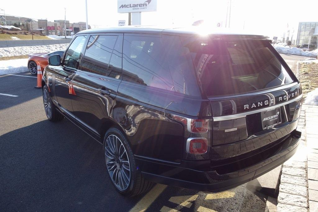 Used 2019 Land Rover Range Rover 5.0L V8 S/C for sale Sold at McLaren North Jersey in Ramsey NJ 07446 10