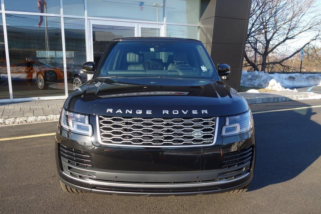 Used 2019 Land Rover Range Rover 5.0L V8 S/C for sale Sold at McLaren North Jersey in Ramsey NJ 07446 2
