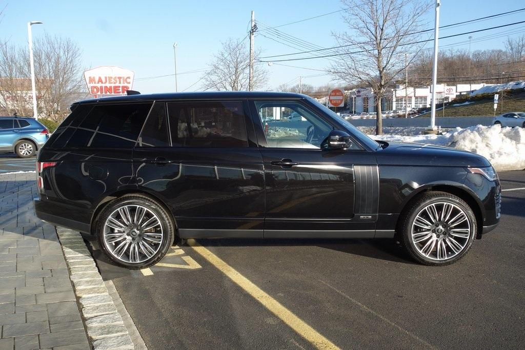 Used 2019 Land Rover Range Rover 5.0L V8 S/C for sale Sold at McLaren North Jersey in Ramsey NJ 07446 4
