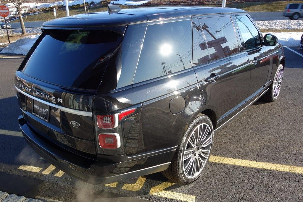 Used 2019 Land Rover Range Rover 5.0L V8 S/C for sale Sold at McLaren North Jersey in Ramsey NJ 07446 7