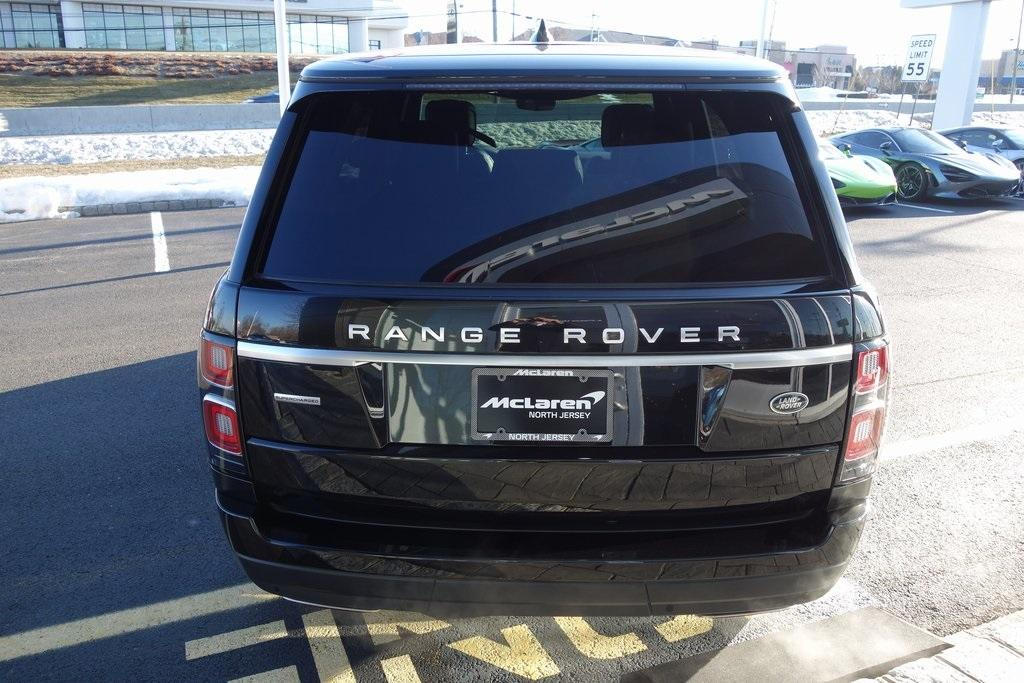 Used 2019 Land Rover Range Rover 5.0L V8 S/C for sale Sold at McLaren North Jersey in Ramsey NJ 07446 8