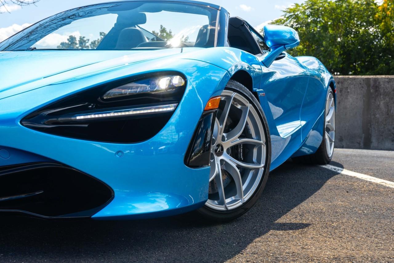 New 2020 McLaren 720S Luxury for sale $382,310 at McLaren North Jersey in Ramsey NJ 07446 4