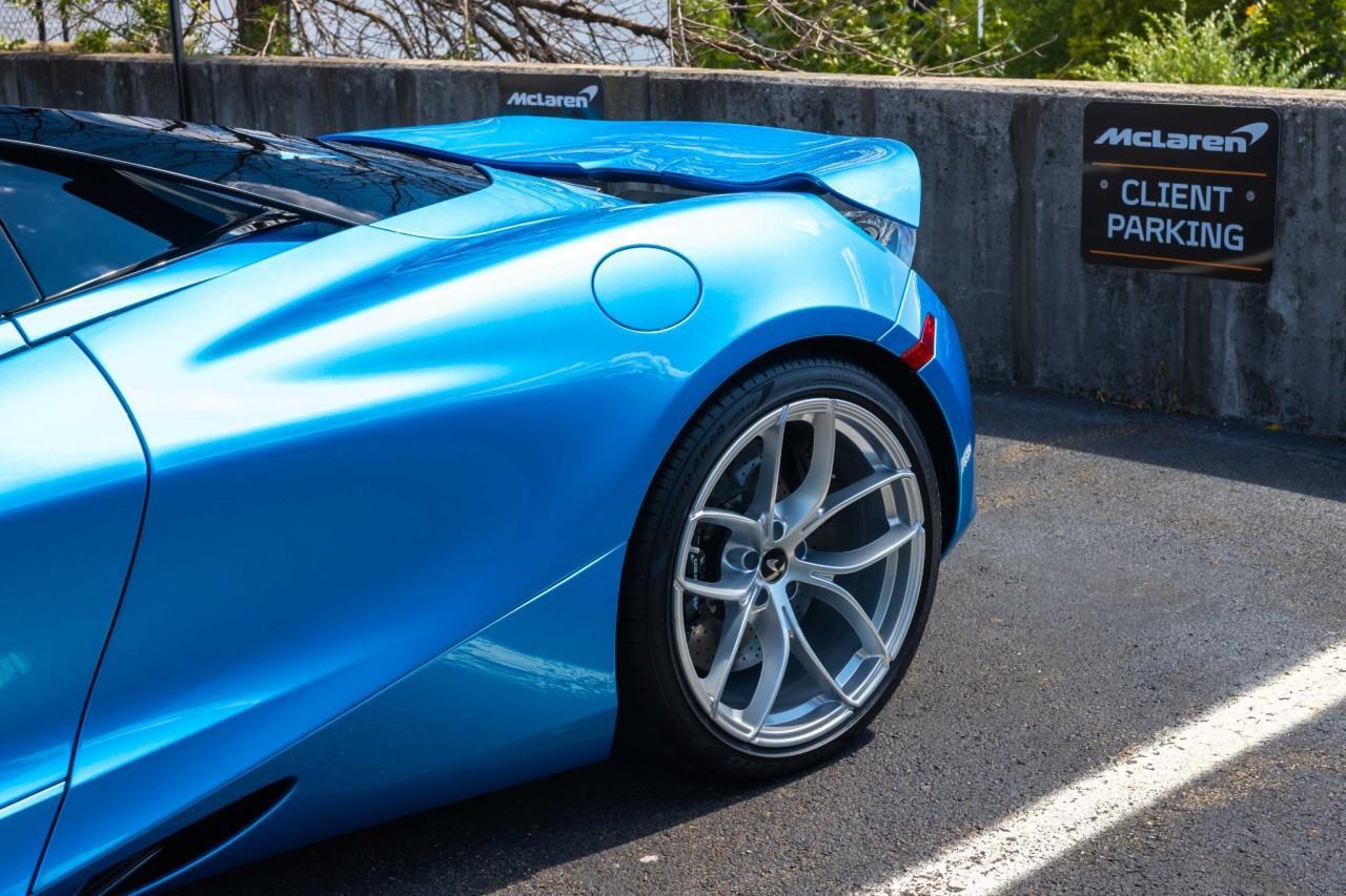 New 2020 McLaren 720S Luxury for sale $382,310 at McLaren North Jersey in Ramsey NJ 07446 5