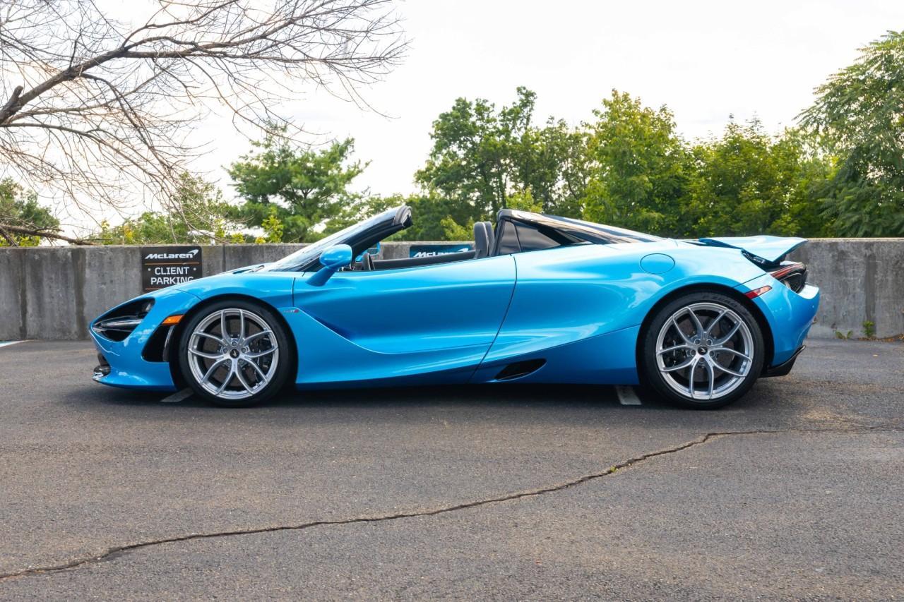 New 2020 McLaren 720S Luxury for sale $382,310 at McLaren North Jersey in Ramsey NJ 07446 6