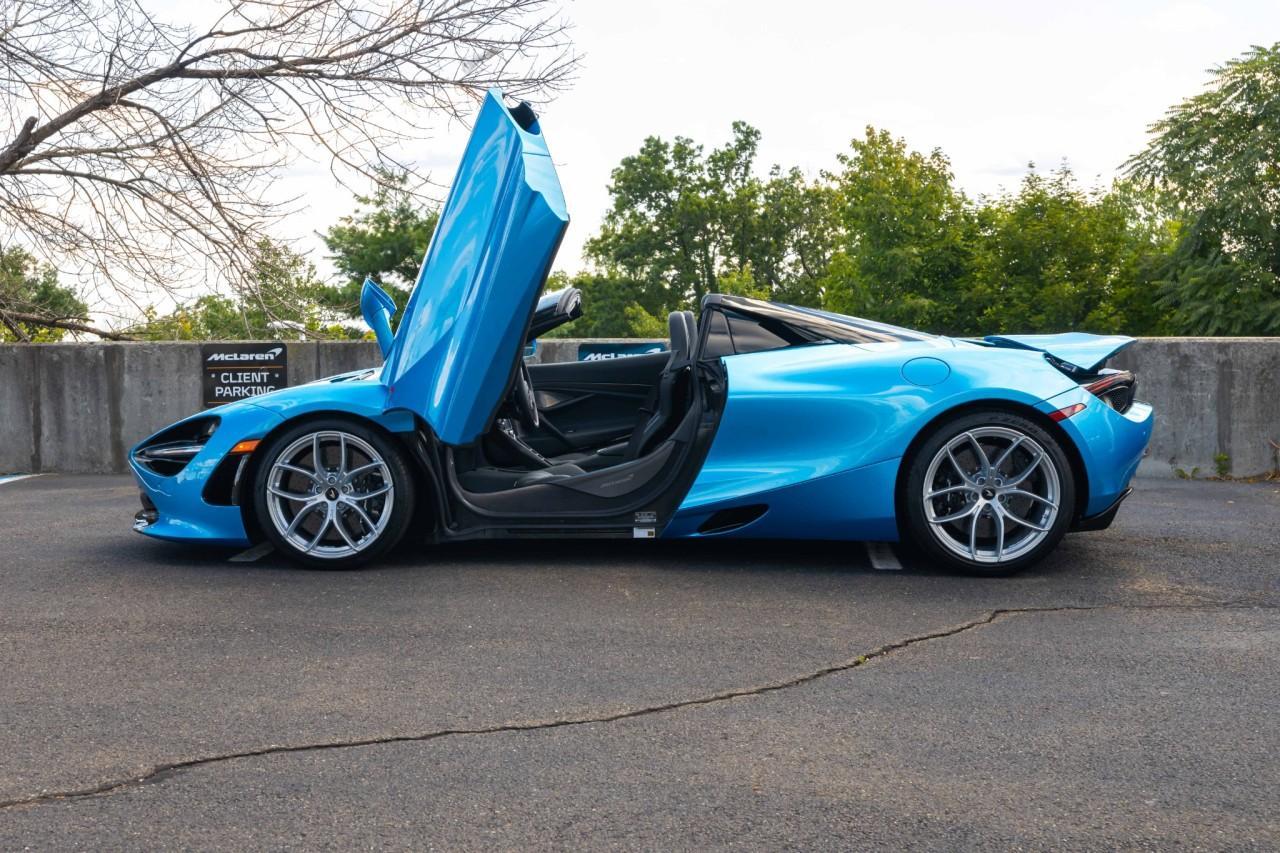New 2020 McLaren 720S Luxury for sale $382,310 at McLaren North Jersey in Ramsey NJ 07446 7