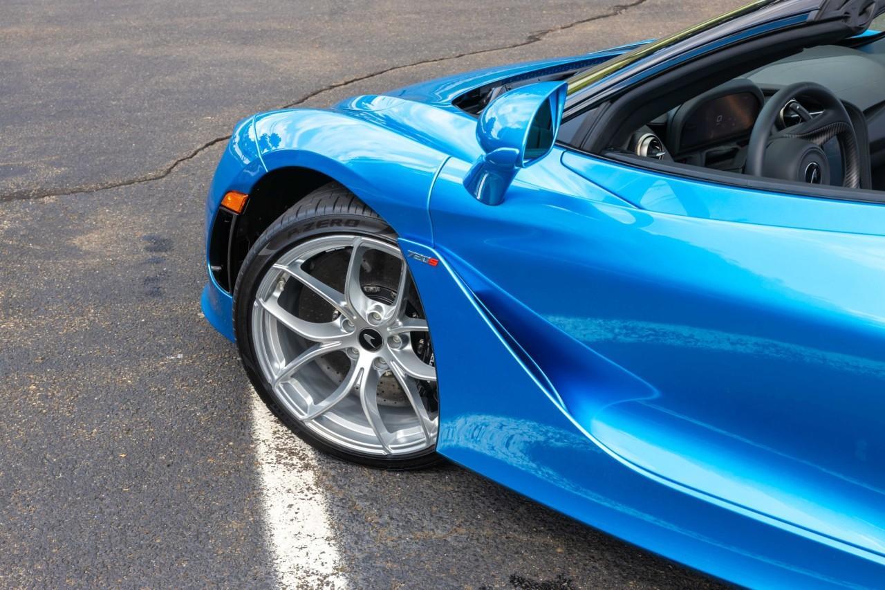New 2020 McLaren 720S Luxury Spider for sale $382,310 at McLaren North Jersey in Ramsey NJ 07446 8