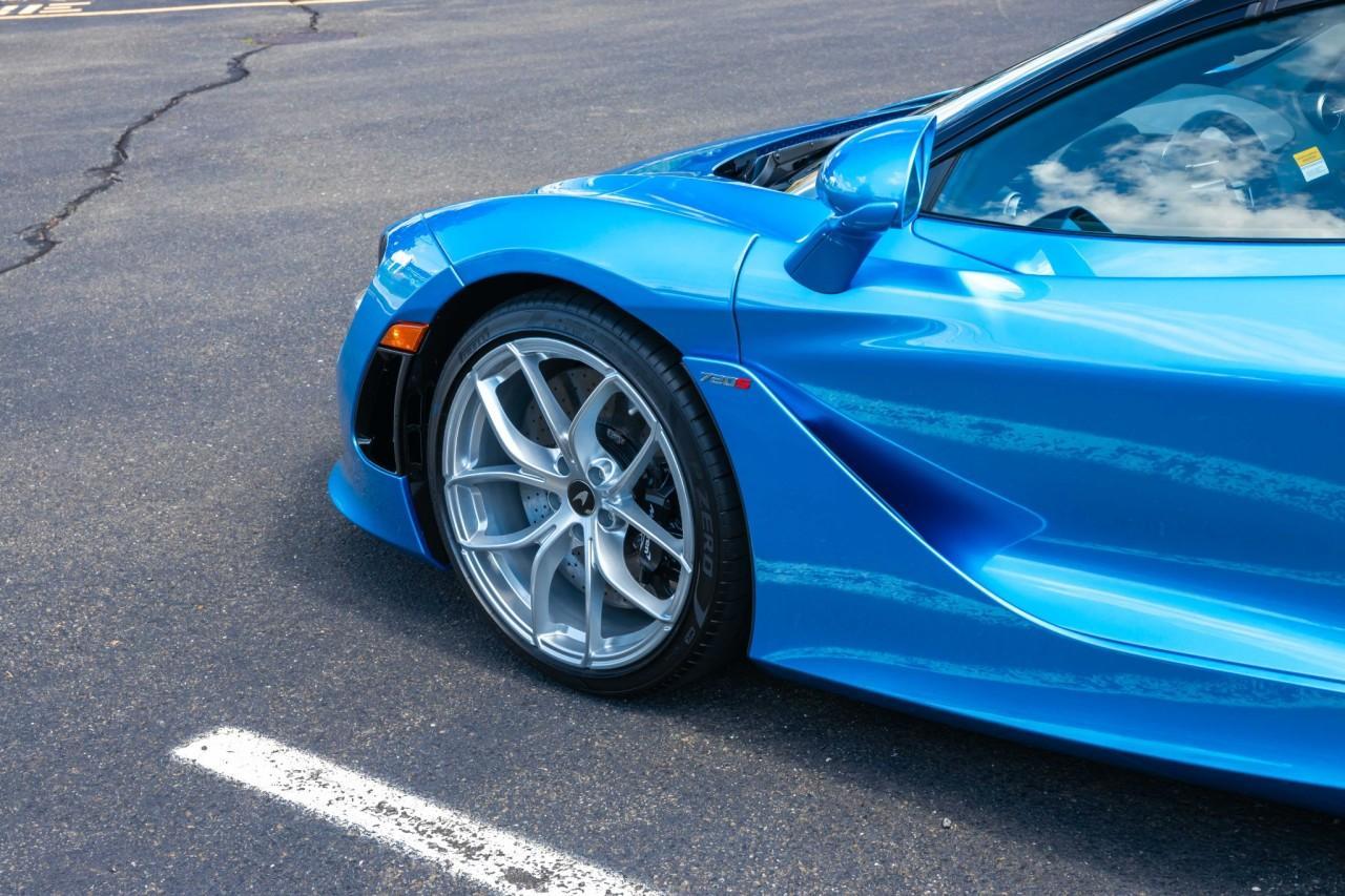 New 2020 McLaren 720S Luxury for sale $382,310 at McLaren North Jersey in Ramsey NJ 07446 9