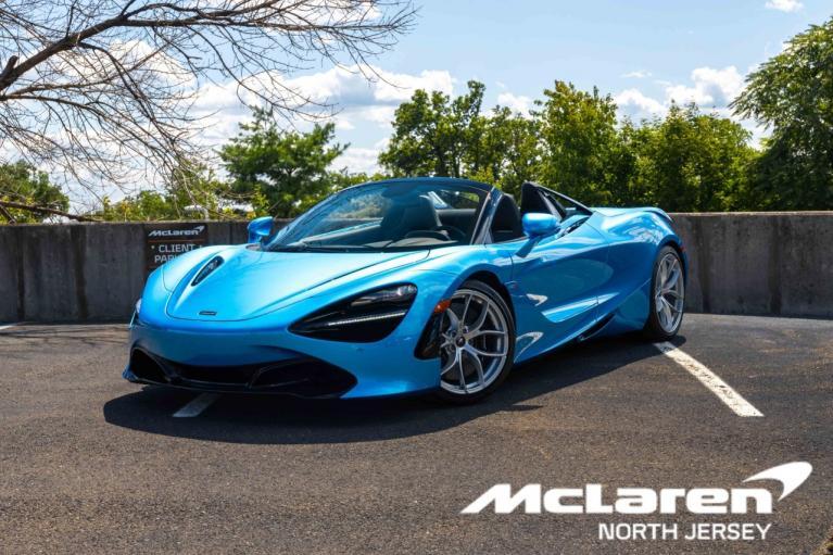 New 2020 McLaren 720S Luxury Spider for sale $382,310 at McLaren North Jersey in Ramsey NJ