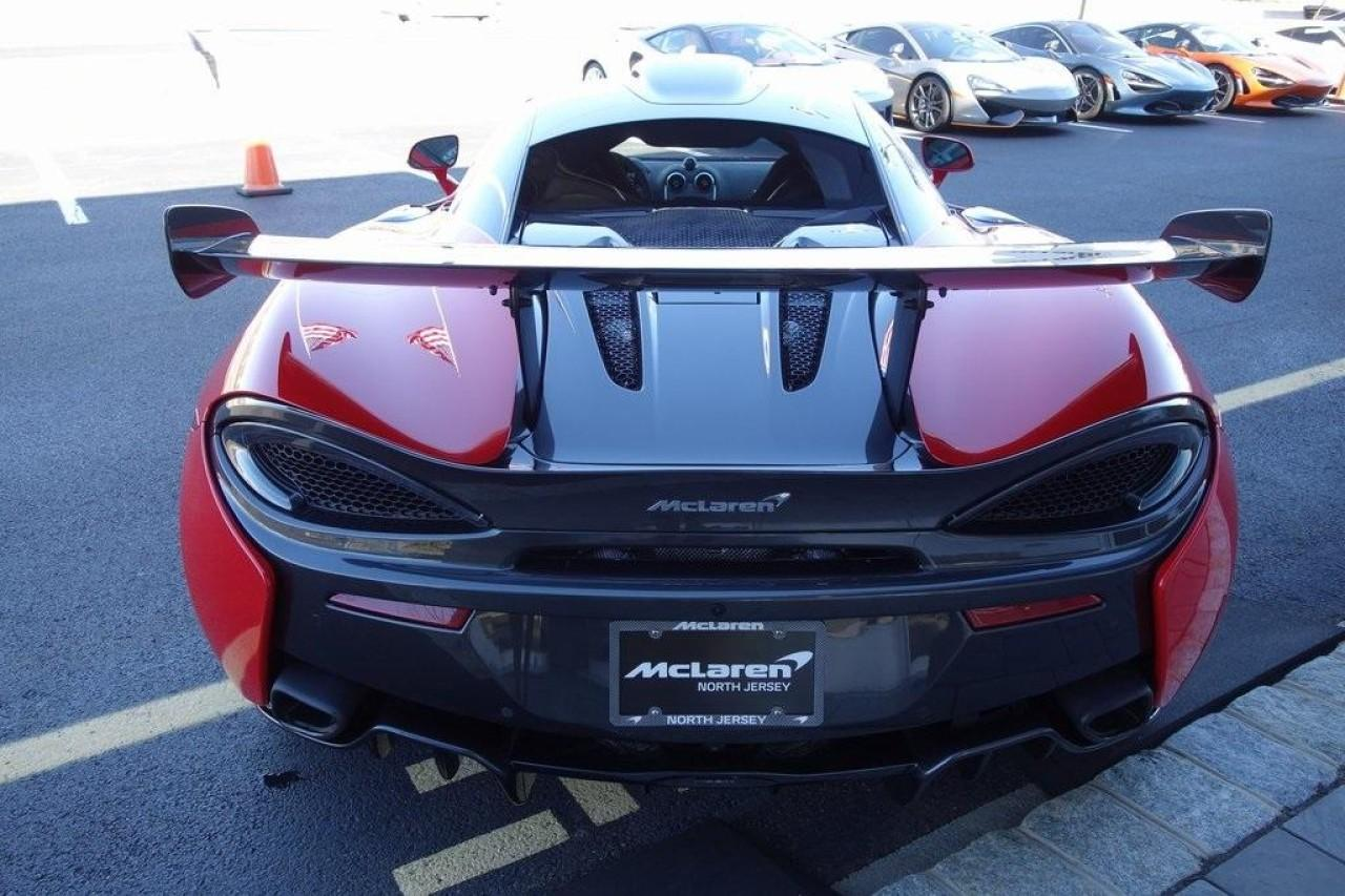 New 2020 McLaren 620R for sale $306,795 at McLaren North Jersey in Ramsey NJ 07446 8