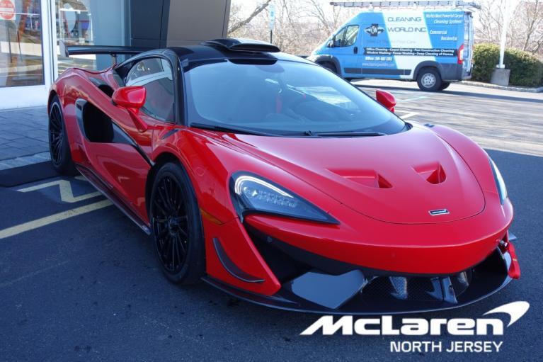 New 2020 McLaren 620R for sale $306,795 at McLaren North Jersey in Ramsey NJ