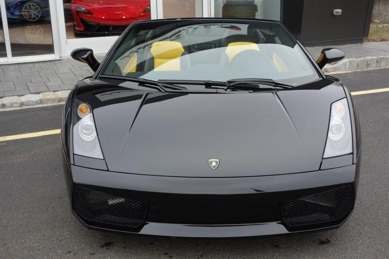 Used 2007 Lamborghini Gallardo Spyder for sale $119,000 at McLaren North Jersey in Ramsey NJ 07446 3