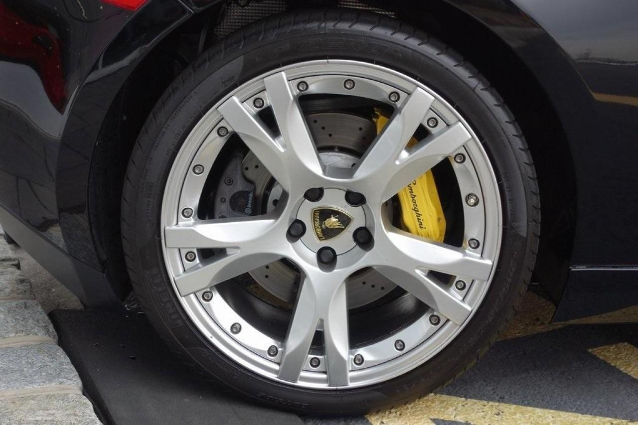 Used 2007 Lamborghini Gallardo Spyder for sale $119,000 at McLaren North Jersey in Ramsey NJ 07446 7