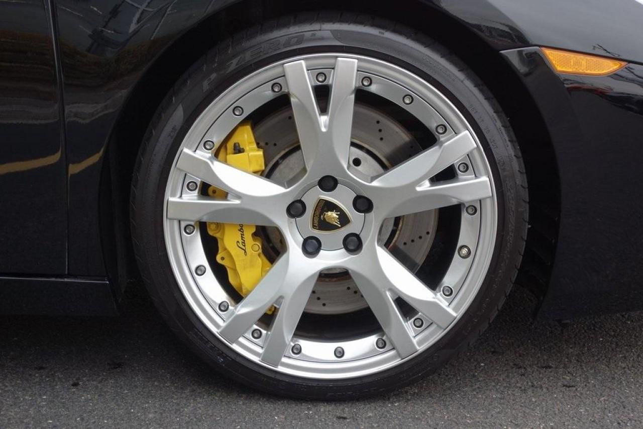 Used 2007 Lamborghini Gallardo Spyder for sale $119,000 at McLaren North Jersey in Ramsey NJ 07446 8
