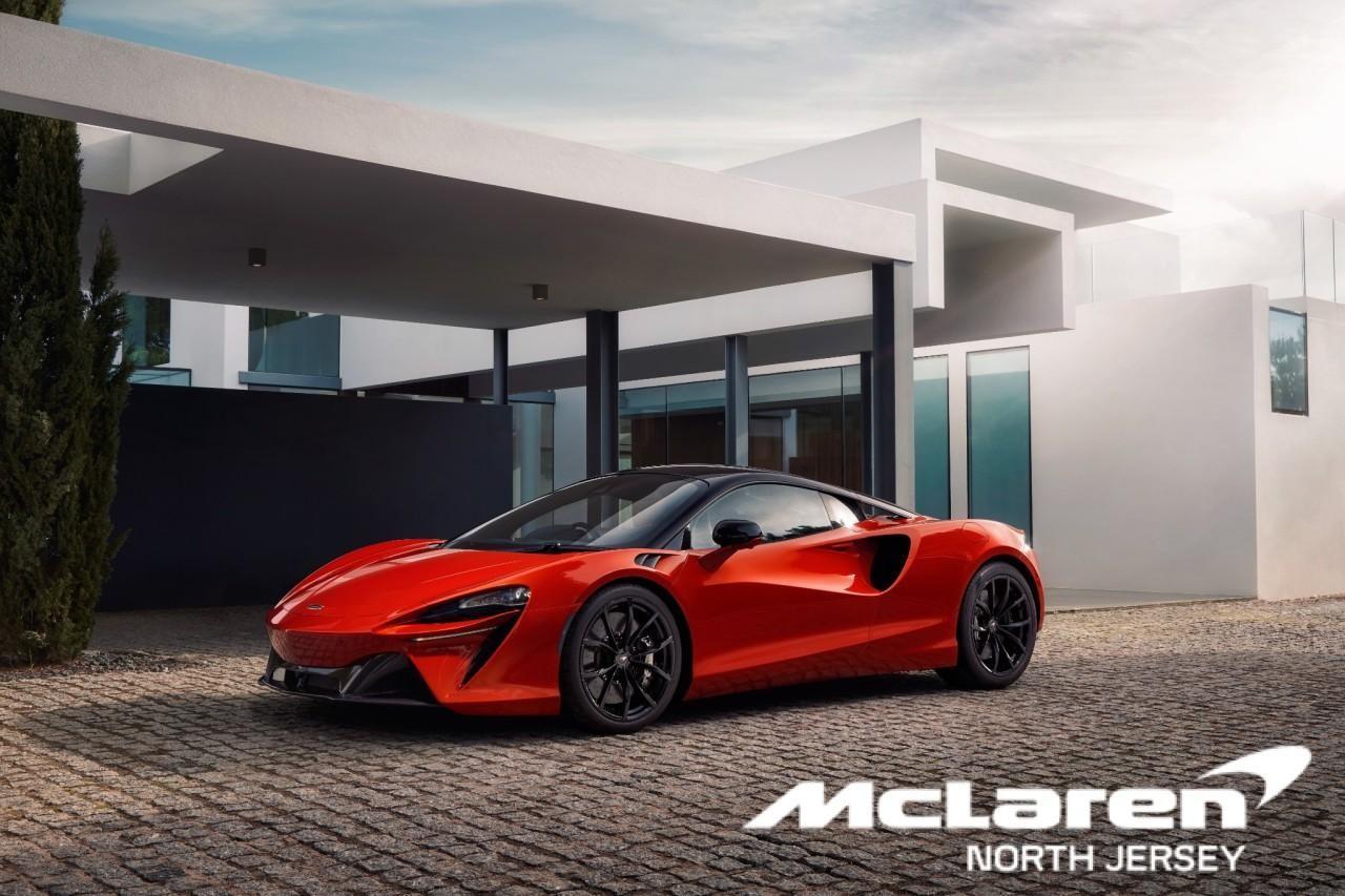 New 2022 McLaren Artura for sale $230,000 at McLaren North Jersey in Ramsey NJ 07446 1