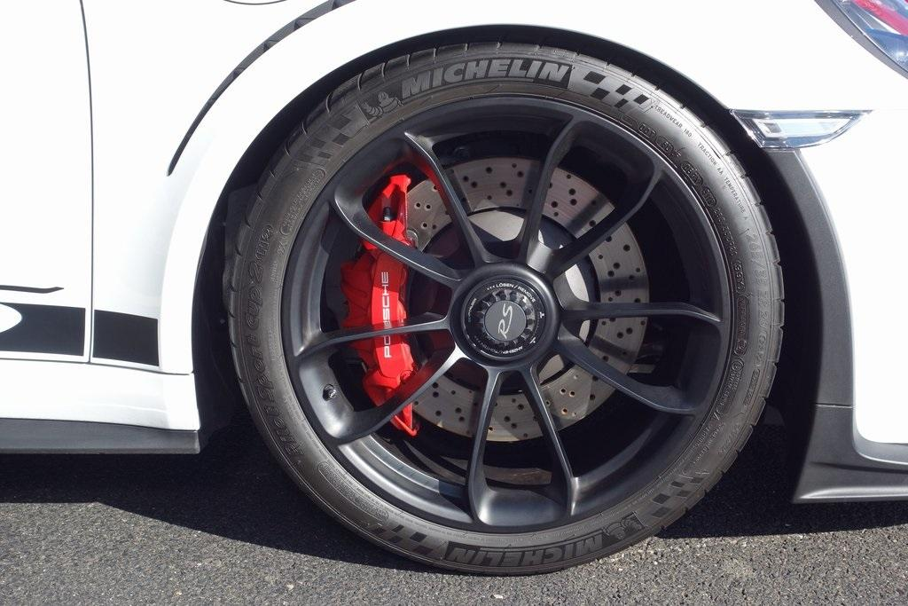 Used 2019 Porsche 911 GT3 RS for sale Sold at McLaren North Jersey in Ramsey NJ 07446 6
