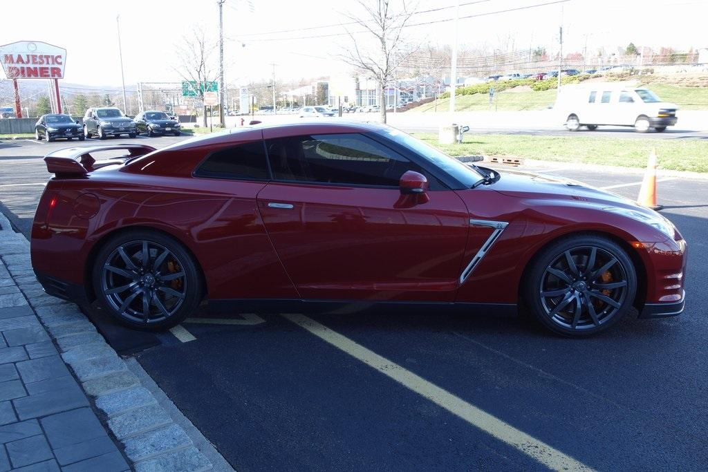 Used 2015 Nissan GT-R Premium for sale Sold at McLaren North Jersey in Ramsey NJ 07446 4